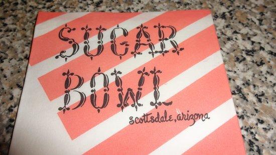 Sugar Bowl Ice Cream Parlor: colorful treats
