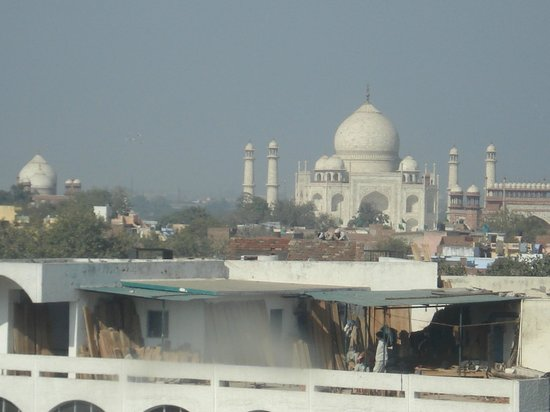 The Gateway Hotel, Agra: OTRA MAGNIFICA VISTA