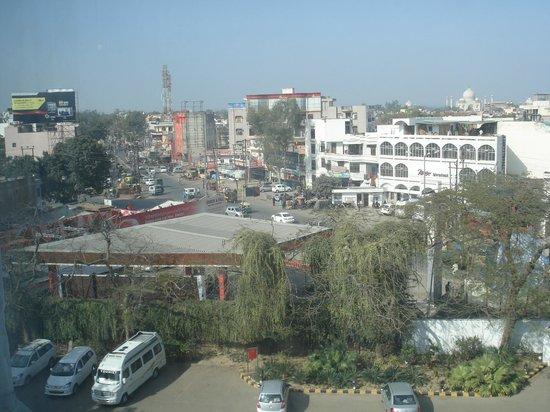 The Gateway Hotel, Agra: LINDA VISTA DE LA CIUDAD