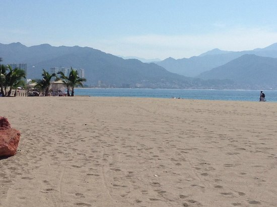 Bay of Banderas: Beautiful beaches of Banderas Bay near Marriott Casa Magna