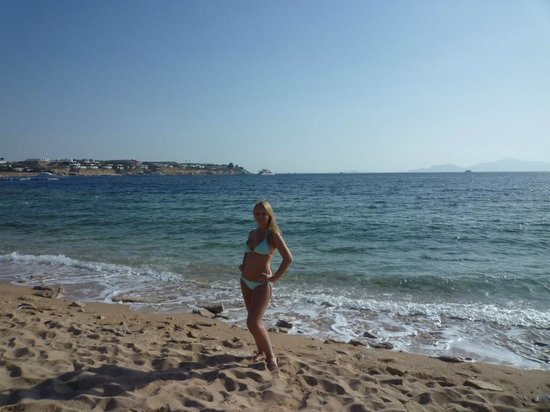 Domina Coral Bay Sultan: Шикарный пляж