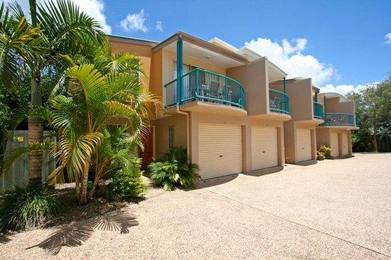Coolum Beach Getaway Resort: Townhouses