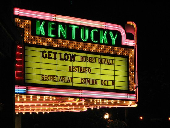 ‪The Kentucky Theater‬