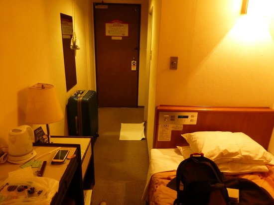 Business Hotel Nissei: 單人房