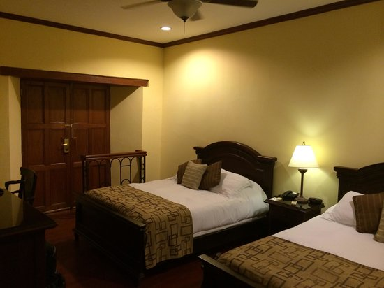 Hotel Plaza Colon: Double Room