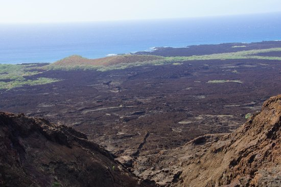 Makena Stables: The view from the ride