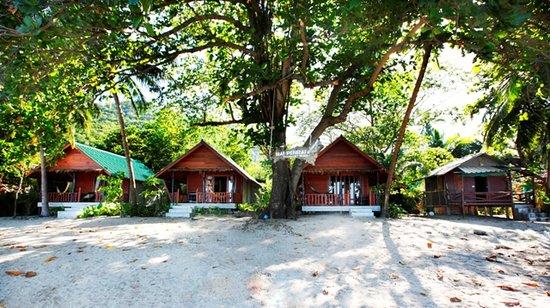 Mai Pen Rai Bungalows : beach bungalows