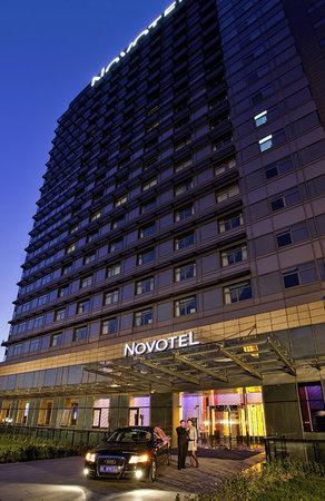 โรงแรมโนโวเทล ปักกิ่ง ซานหยวน