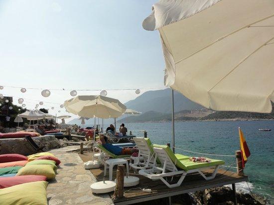 Hotel Club Barbarossa : Great atmosphere