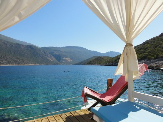 Hotel Club Barbarossa : Anyone for a relax