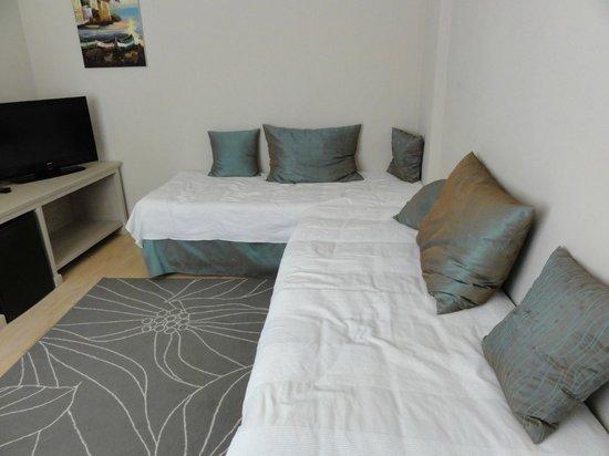 Hotel Club Barbarossa : Our room
