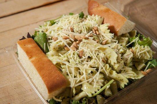 Pasta portofino salad at Caffe Centro