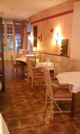 Restaurant Les trois Lys : salle