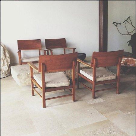 Uma by COMO, Ubud: Waiting Area in Lobby
