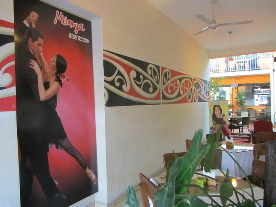 Kiwi's Café restaurant: Milonga DuoTango
