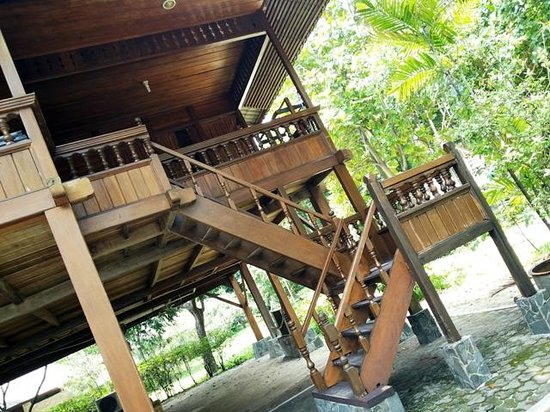 Pulau Bidadari Resort: Bangau cottage