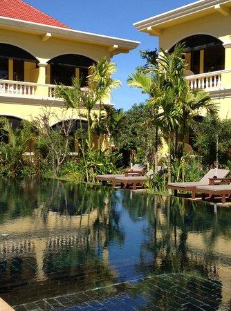 Pavillon d'Orient Boutique-Hotel: Main Pool