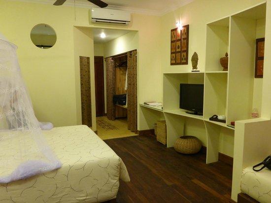 Pavillon d'Orient Boutique-Hotel: Junior Suite