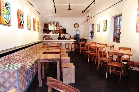 Jaan Bai Restaurant : restaurant
