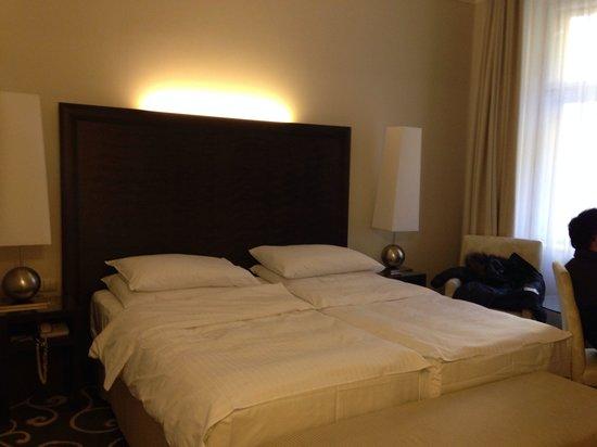 Grand Hotel Bohemia: Superior Room