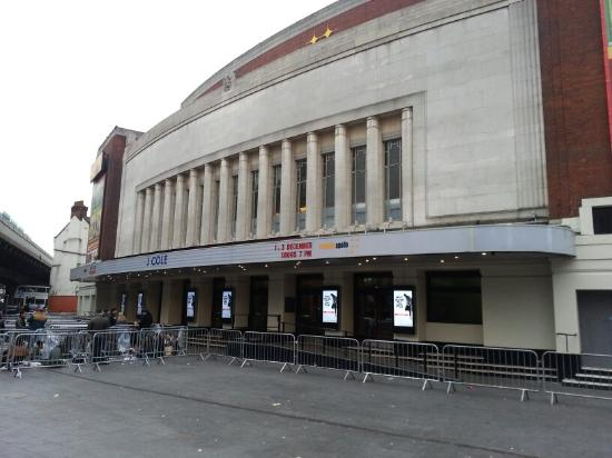 ‪Hammersmith Apollo Theatre‬