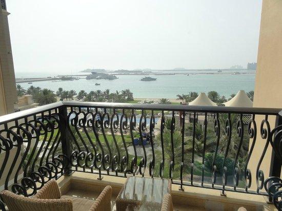 The Westin Dubai Mina Seyahi Beach Resort & Marina : Balcony
