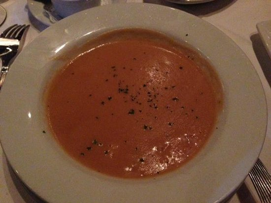 Lobster Bisque, Ruth's Chris Steak House  |  45 School St, Boston, MA