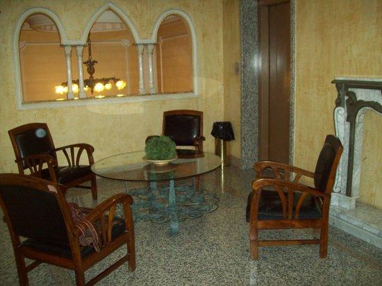 Hotel Don Luis: salita para tomar algo y charlar