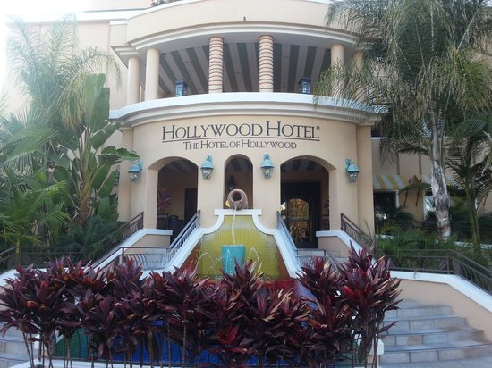Hollywood Hotel: inside location