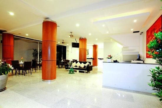 Baan Sabai Phuket: Reception