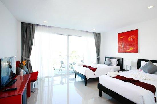 Baan Sabai Phuket: Twin Room