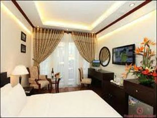 Thai Son Grand Hotel : Deluxe room