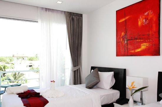 Baan Sabai Phuket : Twin Room
