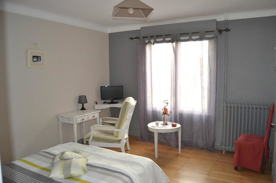 Chambres d'Hotes Goas Plat: Chambre Zen