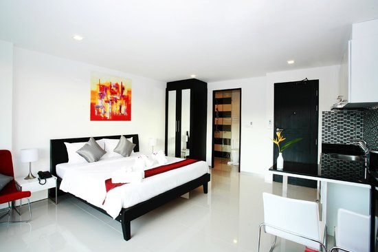 Baan Sabai Phuket : Studio