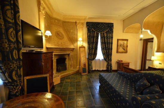 Castello della Castelluccia - Suite Manzolini