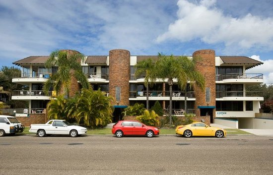 Byron Bay Pacific Apartments