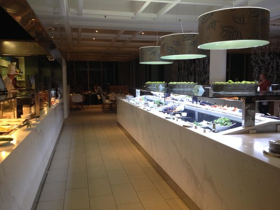 Patio Seafood Buffet Restaurant: buffet