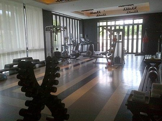 The Siam: The gym
