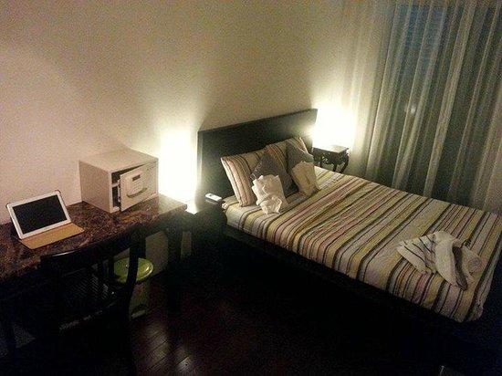 LOFT Malacca Guesthouse & Fusion Cafe: Room
