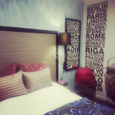 Andersen Boutique Hotel: Lovely room