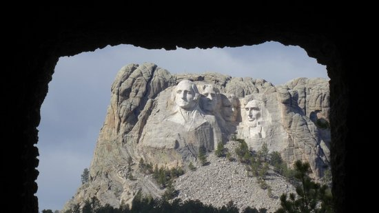 Mount Rushmore National Memorial: Custer park - an outstanding place to enjoy the view at the monument