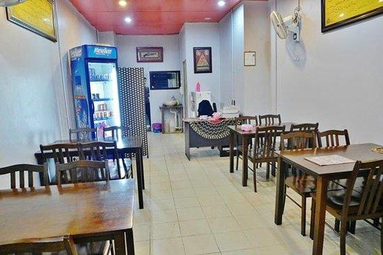 khayrat al-sham Restaurant: Inside the rstaurant