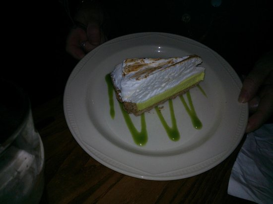 Carrbridge Hotel : Key Lime Pie