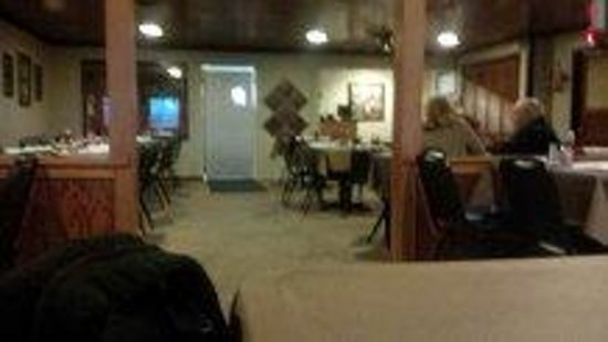 Driftwood Inn: Interior