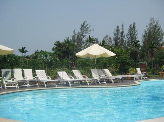 Phu Thinh Boutique Resort & Spa: The pool