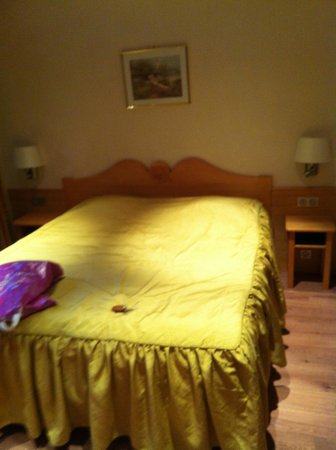 Hotel Saint Martin : le lit qui merite d'etre remit au gout du jour