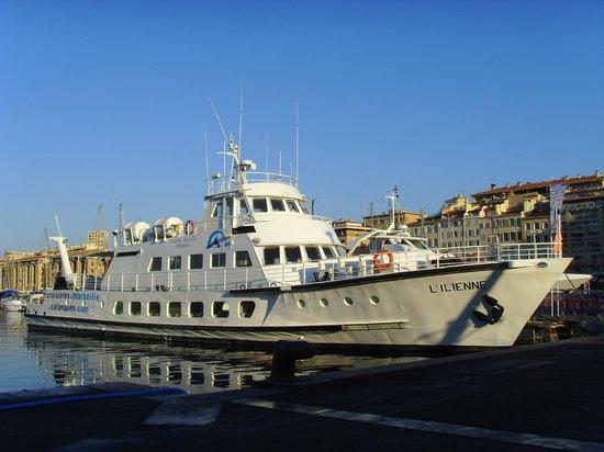 Croisieres Marseille Calanques