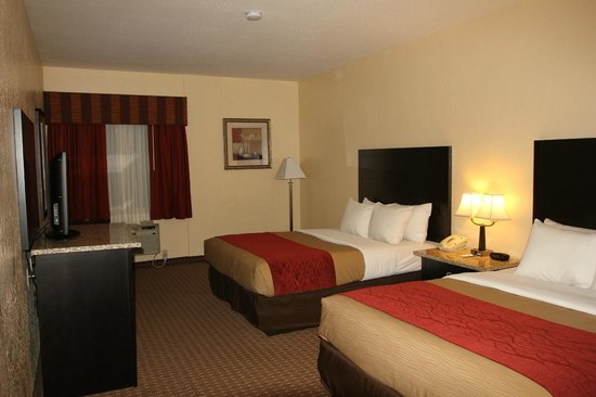 Comfort Inn Near Grand Canyon: номер