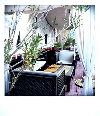 Riad Mariana: Terrace
